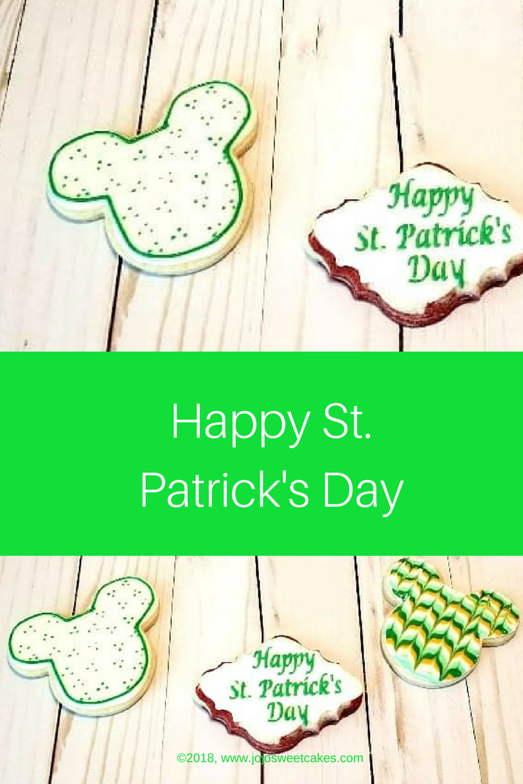 Lucky Leprechaun Charms | These are three lucky charms sure to temp any lucky leprechaun. St. Patrick's Day is a Roman Catholic day of celebration honoring the Patron Saint of Ireland. In honor of St. Patrick's Day, I have designed three sweet treats to honor the lucky leprechauns in your life. | https://www.jojosweetcakes.com/lucky-leprechaun-charms