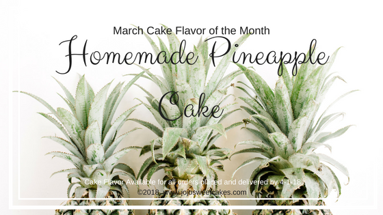 Decadent Pineapple Cake | If you love Pineapple, you will absolutely fall in LOVE with this truly decadent homemade Pineapple cake. It is moist, flavorful, and is a true treat. The cake itself is paired with a pineapple infused cream cheese filling and topped with a cream cheese frosting and is nothing short of Ah-mazing! | https://www.jojosweetcakes.com/decadent-pineapple-cake